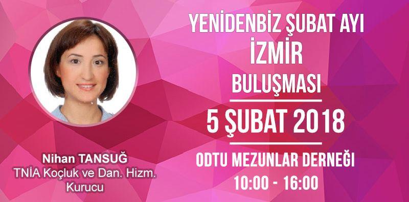 YenidenBiz Şubat Ayı Etkinliği -İzmir-